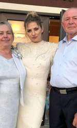 Lidia și părinții ei