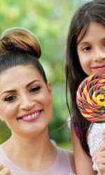 Ioana Ginghină și fiica sa, Ruxi