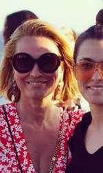 Andreea Escași fiica ei