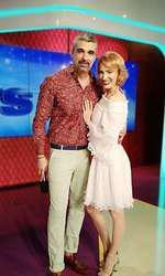 Aurelian Temișan și Monica Davidescu vor fi naşii Andreei Bălan
