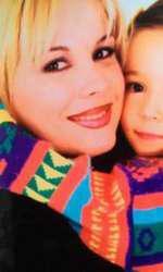Julie, fiica Danei Săvuică are 26 de ani acum