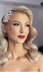 Andreea Balan s-a casatorit azi