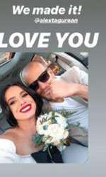 Ioana Grama s-a casatorit 3