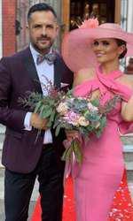Nunta Gabrielei Cristea si a lui Tavi Clonda 1
