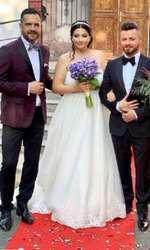 Nunta Gabrielei Cristea si a lui Tavi Clonda 2