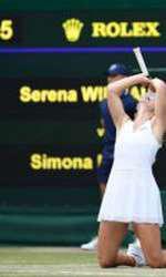 Campioană la Wimbledon!