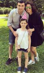 Simona Pătruleasa și familia