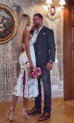 Bianca Dragusanu s-a maritat cu Alex Bodi