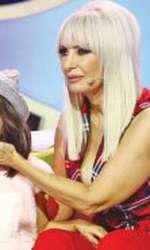 Daniela Gyorfi şi fiica sa, Maria
