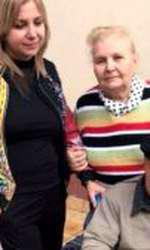Carmen Șerban și părinții ei