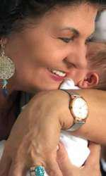 Adina de la Heaven a născut o fetita