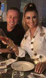 Anamaria Prodan si Laurentiu Reghecampf sunt impreuna in Emirate