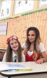 Andreea și Sienna, fiica ei