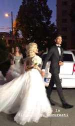 Andreea Bălan și George Burcea au ajuns la restaurant