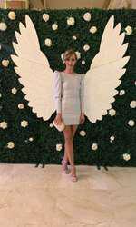 Andreea Perju la nunta Andreei Bălan