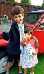 Copiii lui Mihai Bobonete