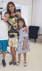 Cristina Spatar si copiii 8