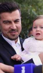 Elena Udrea si-a botezat fiica