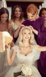 Imagini de la nunta Andreei Bălan