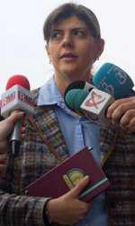 Laura Codruţa Kovesi e noul șef al Parchetului European