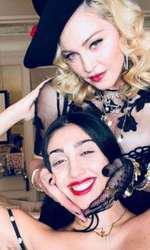Madonna și Lourdes, fiica ei și a lui Carlos Leon