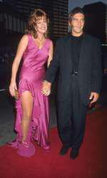 Melanie Griffith și Antonio Banderas, în 1995