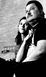Mihai Bobonete și soția
