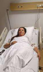 Oana Roman a ajuns la spital direct de la botezul fetiței Gabrielei Cristea