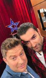 Pavel și Smiley, cel mai faimos cuplu de prezentatori din showbizul autohton