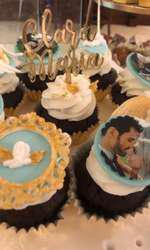 Prăjiturile de la nunta Andreei Bălan 1