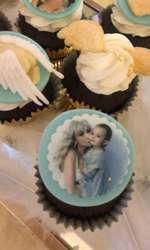 Prăjiturile de la nunta Andreei Bălan