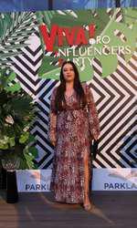 Vedete VIVA Influencers Party 12 - Oana Roman