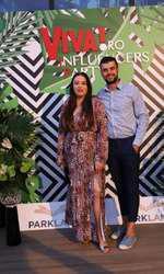 Vedete VIVA Influencers Party 12 - Oana Roman și soțul ei, Marius