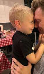 Nick Carter şi fiul lui