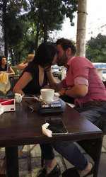 Matteo Politi și iubita sa. Fosta iubită l-a părăsit după izbucnirea scandalului