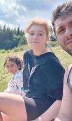 Dragoș Bucur, Sofia și India Roxana