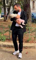Mihai și fetița lui, Roua