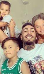 Alex Velea, Antonia și copiii