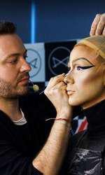 Alexandru Abagiu este unul dintre cei mai apreciaţi make-up artişti din România
