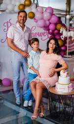 Deea Maxer și familia