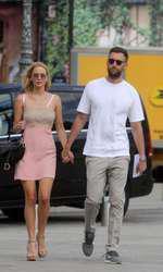 Jennifer Lawrence and Cooke Maroney