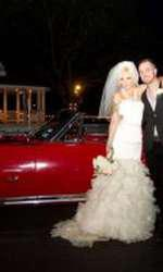 Fiica actriței s-a căsătorit la Southfork, ferma unde s-a filmat Dallas.