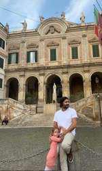 Connect-R și Maya, în vacanță la Roma
