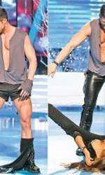 Bianca și Victor s-au îndrăgostit unul de altul în cadrul emisiunii Dansez pentru tine.