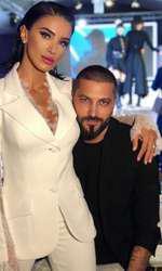 Adelina Pestrițu și Virgil Șteblea