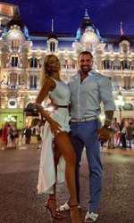 Bianca Drăgușanu și Alex Bodi, în Monaco