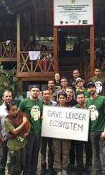 Leonardo DiCaprio se implică foarte des în acţiuni de salvare a mediului