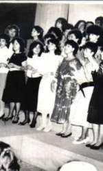 Mulţi artişti  i-au fost elevi artistei la Școala Populară de Artă București