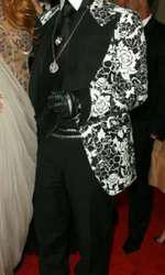 Blake Lively și Karl Lagerfeld