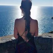 Andreea Marin, în vacanță